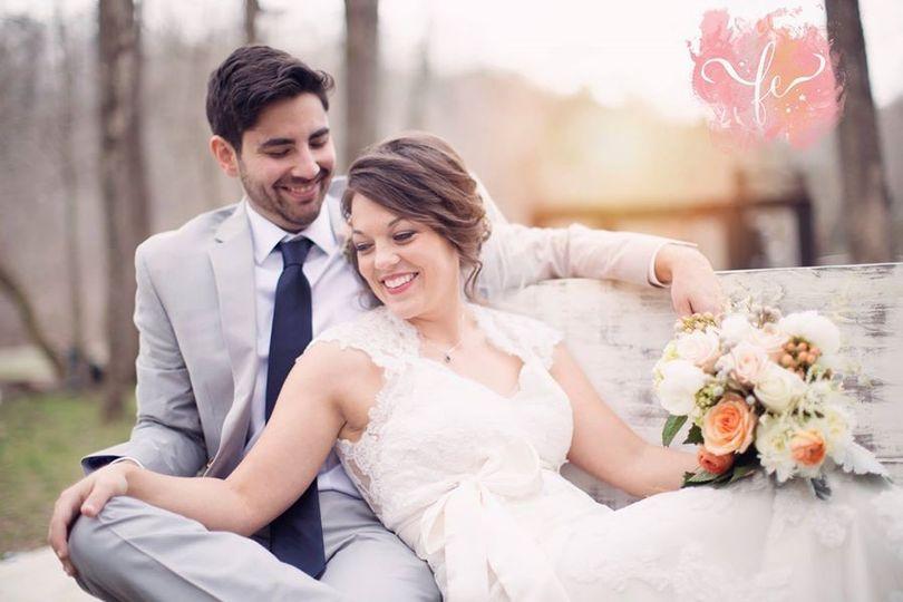 Couple portrait - Brides by Glitz Nashville