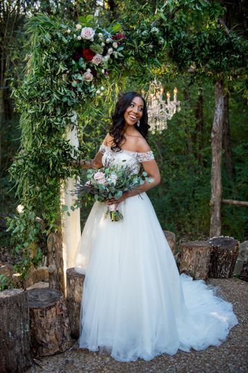Lovely bride - Brides by Glitz Nashville