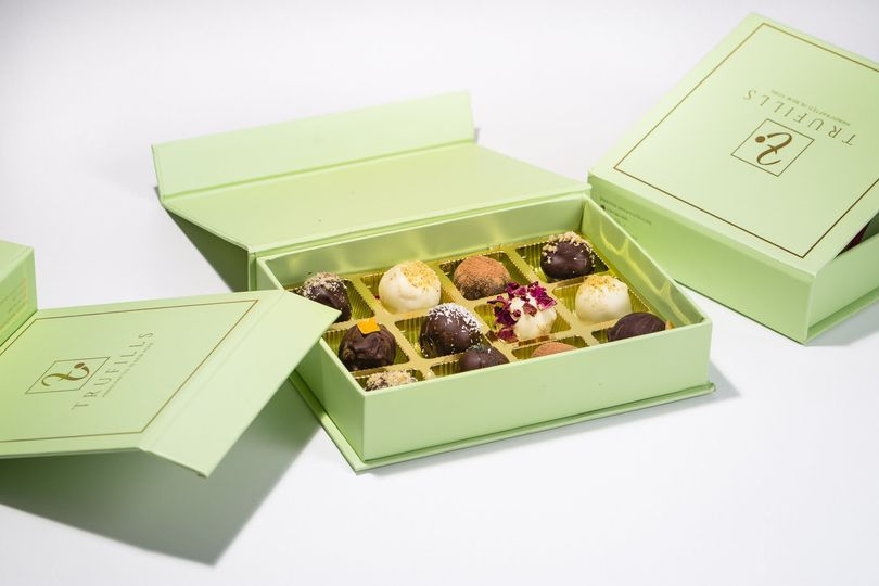 Green box of 12