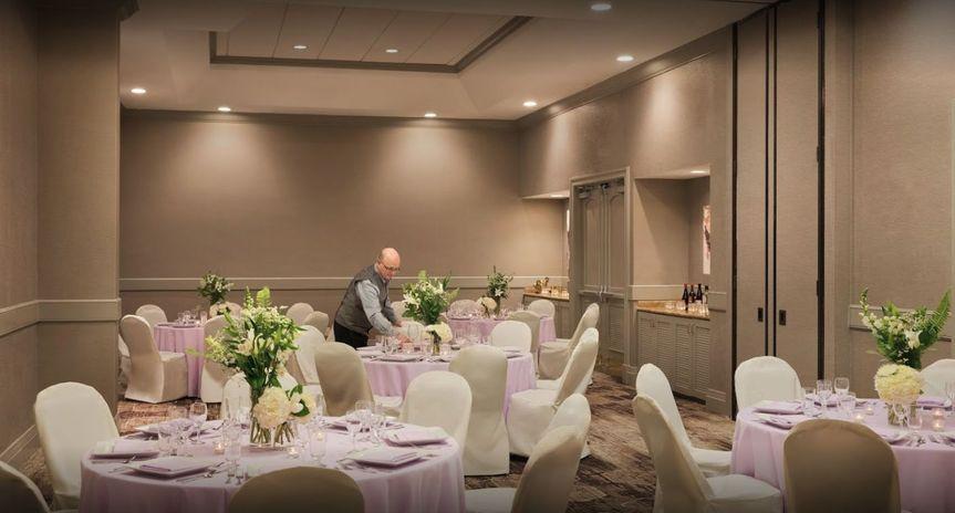 Elegant banquets