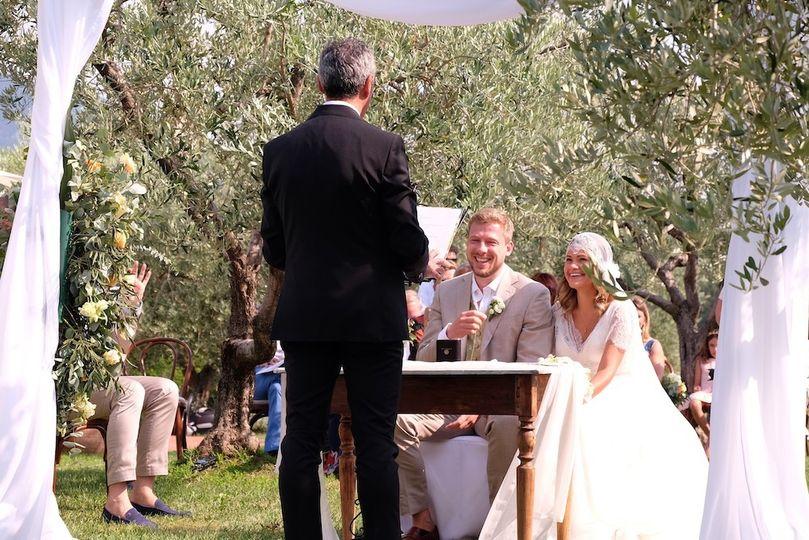 Gringo & Latino Lake Wedding