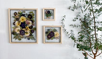 The Pressed Bouquet Shop