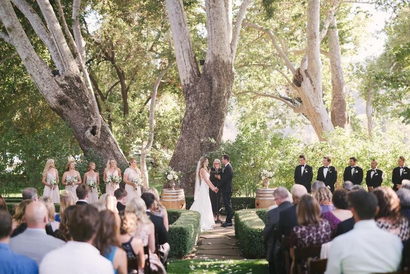 Alisal Ranch wedding