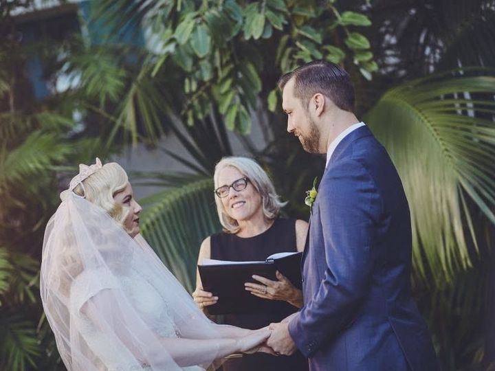 Tmx 1527019655 74f41de2cce5546b 1495545968113 Unnamed Santa Barbara, California wedding officiant