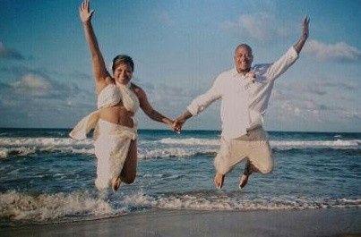 Tmx 1462408847493 Kevin  Cynthia Brown Vow Renewal Excellence Punta  Austin wedding travel