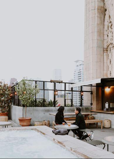 Ace Hotel DTLA Engagement