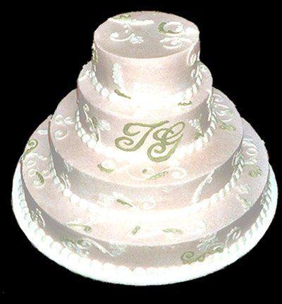 Tmx 1195677396373 Cake2 West Hollywood wedding cake