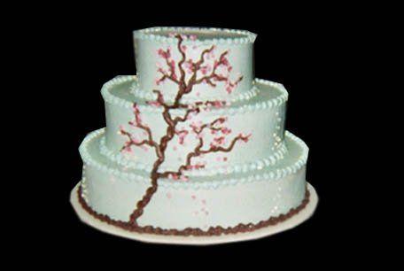 Tmx 1200088057188 Classicwed3 West Hollywood wedding cake
