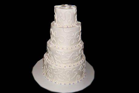 Tmx 1200088128345 Classicwed2 West Hollywood wedding cake