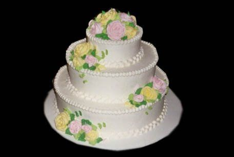 Tmx 1200088182845 Classicwed4 West Hollywood wedding cake