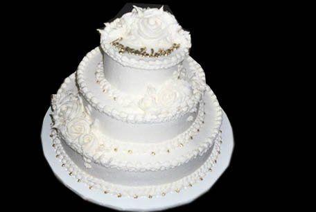 Tmx 1200088220766 Classicwed5 West Hollywood wedding cake