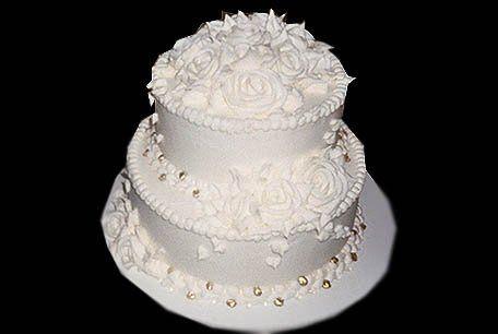 Tmx 1200088261470 Classicwed6 West Hollywood wedding cake