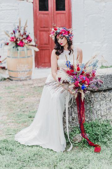 Wedding in Porto Germeno
