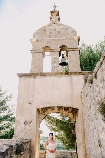 Wedding in Zante greek island
