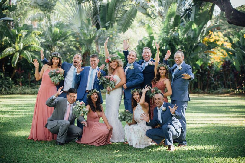Hale Koa Hotel Wedding