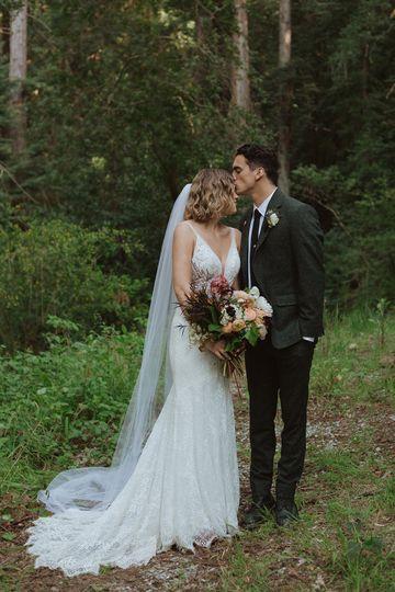 Couple in Big Sur