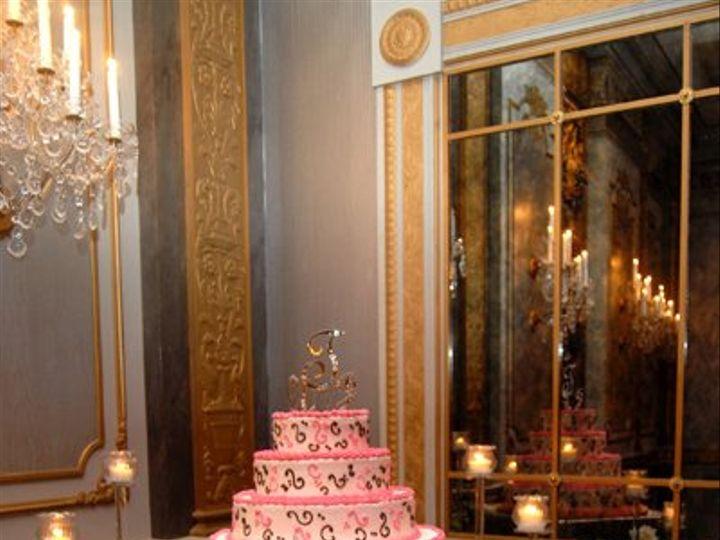Tmx 1347037312655 PinkandBlackTier Bensalem, PA wedding venue