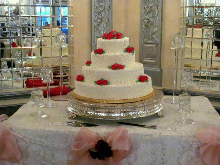 Tmx 1429227152498 Wedding Cake Octavia  Steve Bensalem, PA wedding venue
