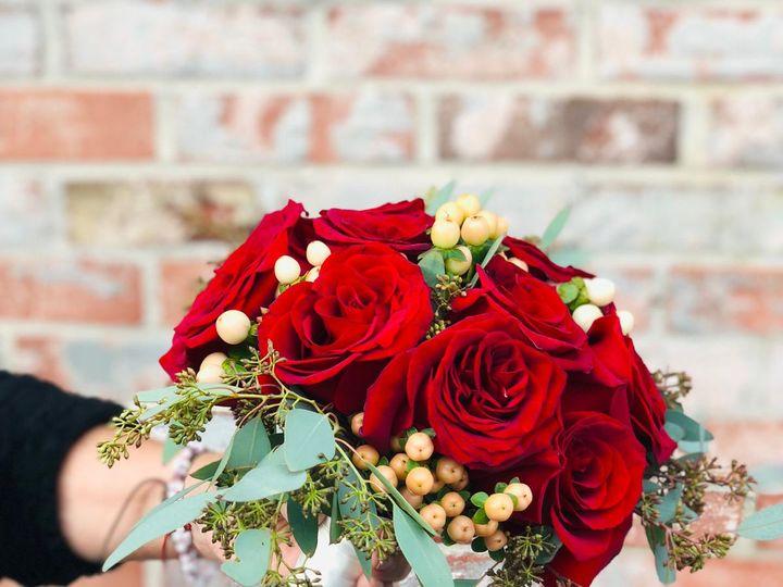 Tmx Bridal Bouquet 51 23355 Rockville, MD wedding florist