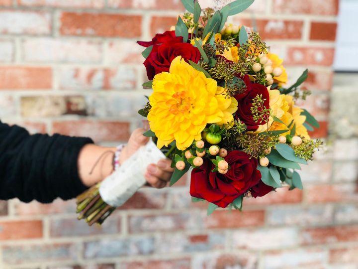 Tmx Bridesmaid Bouquet 51 23355 Rockville, MD wedding florist