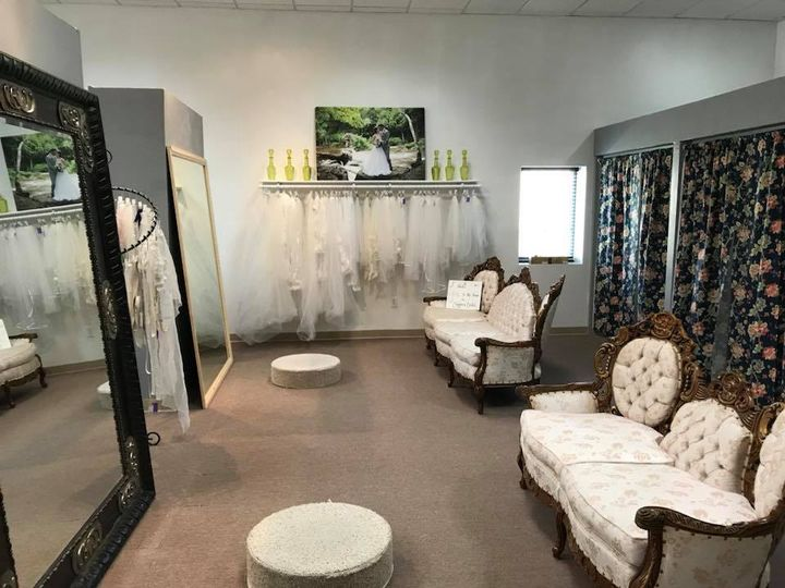 Our bridal area