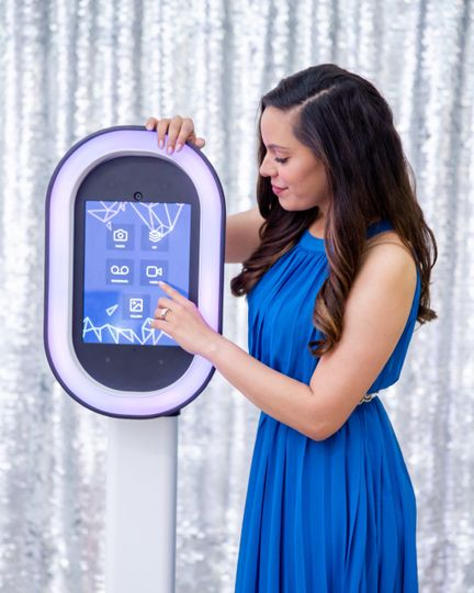 Easy to use touchscreen