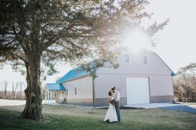 Hitched at Turkey Trac Farms