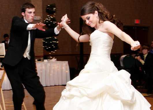 Ron Ruth Wedding Entertainment