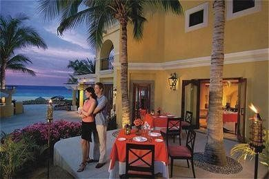 DreamsLosCabosResortguestroompatio