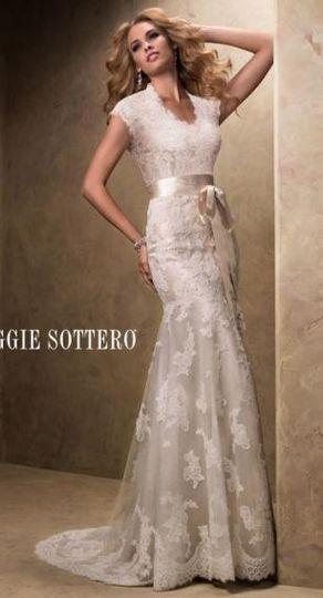 maggie sottero brownwyn dress