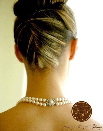bride neck