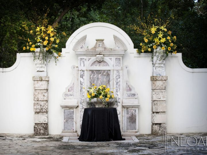 Tmx 1376584508119 Dry Fountain Set Up Fort Lauderdale, FL wedding venue