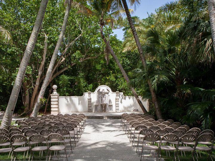 Tmx 1376584655019 Chair Set Upsmall Fort Lauderdale, FL wedding venue