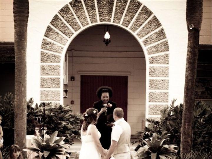 Tmx 1377193308589 Bw Courtyard Ceremony Fort Lauderdale, FL wedding venue