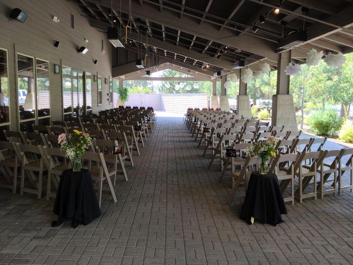 The West Deck Pavilion