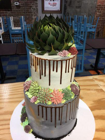 Pizzelle's Confections - Wedding Cake - Huntsville, AL - WeddingWire