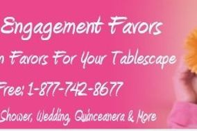 Enchanted Engagement Favors