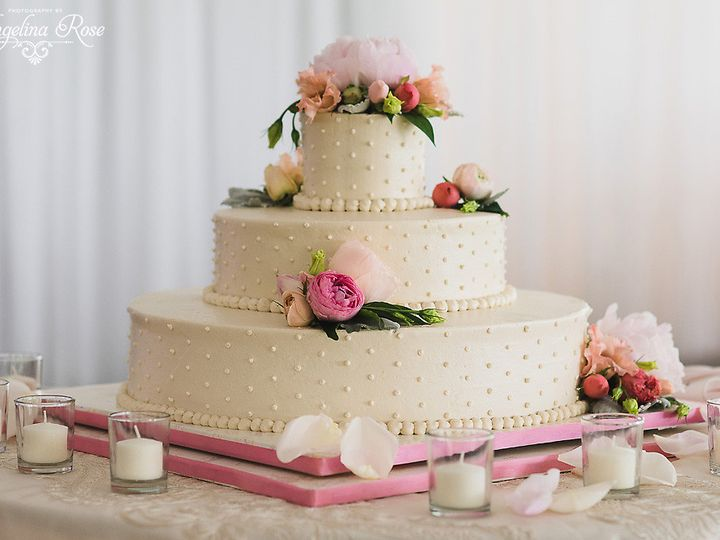 Tmx 1456183307174 Angelina Rose  440b Hopedale wedding cake