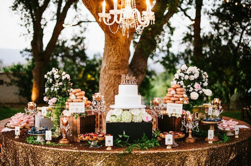 Sugar Fairy Desserts