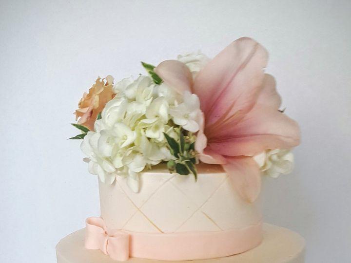 Tmx 1485907767539 20160823071935 Burbank wedding cake