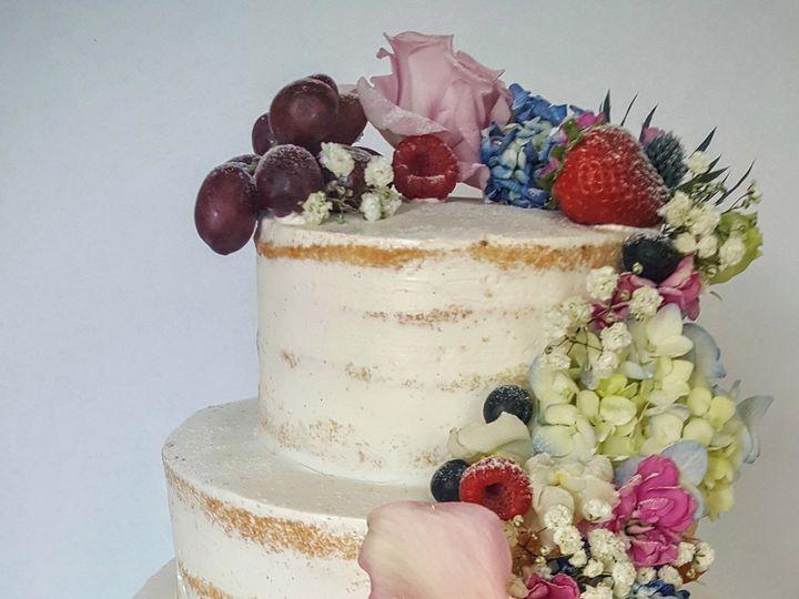 Tmx 1485907790277 20161001085255 Burbank wedding cake