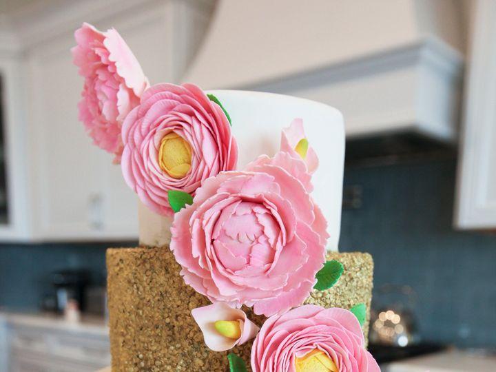 Tmx 1485907866727 Img9632 Burbank wedding cake