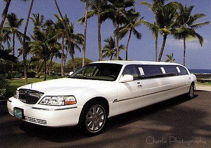 Tmx 1216575632558 WhiteLimoExterior Spring wedding transportation