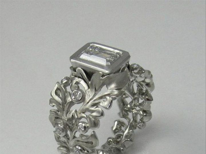 Tmx 1357325331243 Williammorrisring Raleigh wedding jewelry