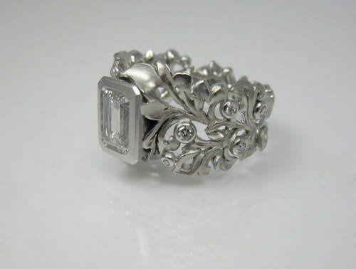 Tmx 1357327004922 WilliamMorrissideview Raleigh wedding jewelry