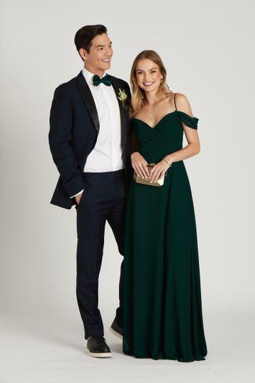 Daniel Bow Tie | Emerald