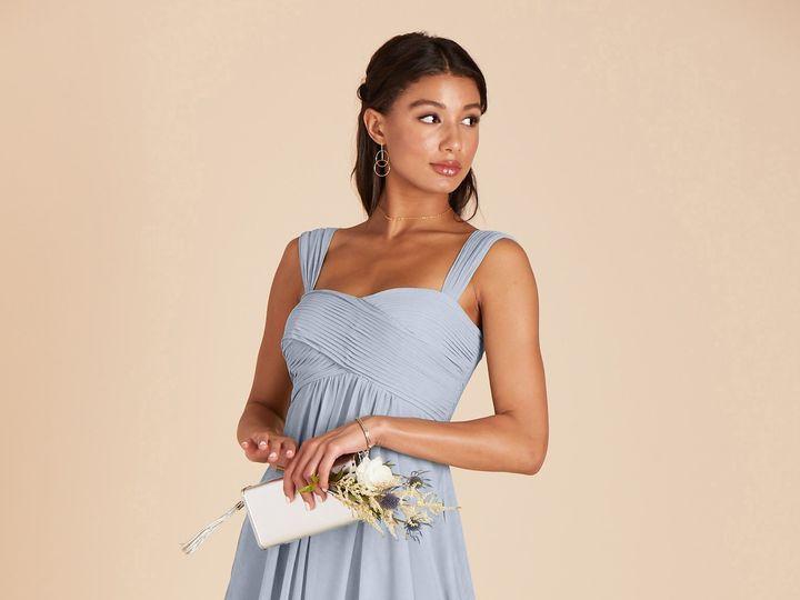 Tmx 041719 Birdy Grey Maria Dress Dusty Blue1 51 989355 1562780011 Los Angeles, CA wedding dress