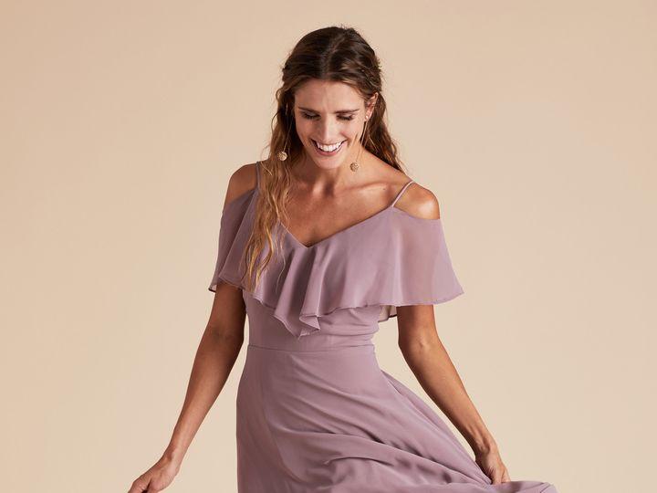 Tmx 1510107771809 Jane Convertible Dressbirdy Greymauve1 Los Angeles, CA wedding dress