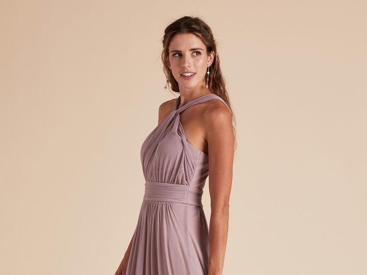 Tmx 1510107788624 Kiko Dressbirdy Greymauve3 Los Angeles, CA wedding dress