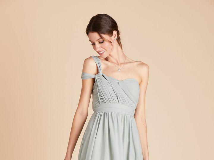 Tmx Birdy Grey Bridesmaid Dress Chicky Dress Sage 6 51 989355 1562781206 Los Angeles, CA wedding dress